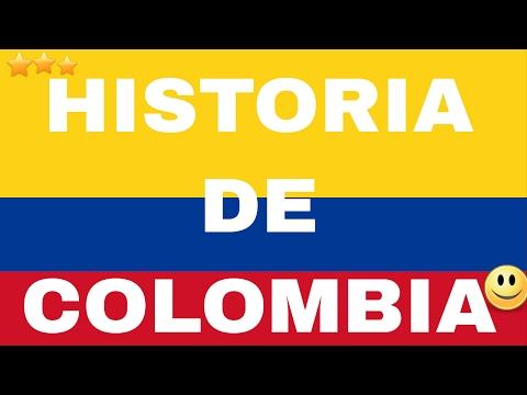 Historia De Colombia Parte 1 De 3 Youtube
