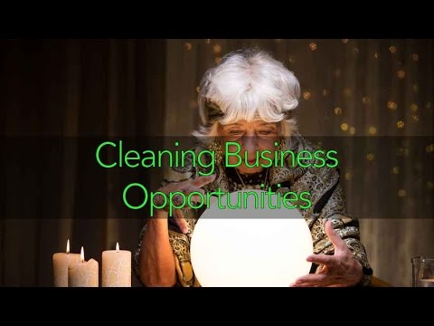 Discover HUGE Opportunities Hiding in YOUR Cleaning Company Right Now!