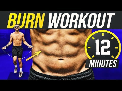 12 Minute Jump Rope And Ab Workout