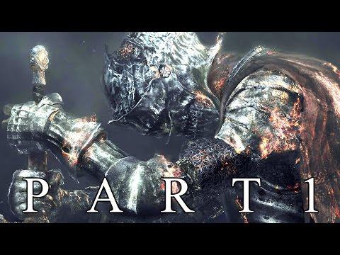 Dark Souls 3 Walkthrough Gameplay Part 1 - Kingdom (DS3)