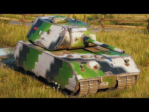 World of Tanks Mäuschen - 3 Kills 8,4K Damage thumbnail