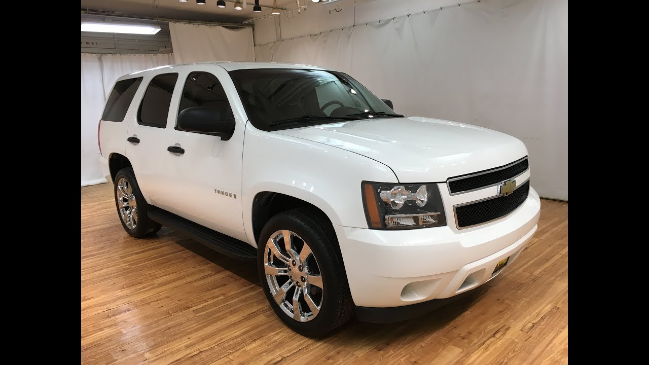 2008 Chevrolet Tahoe 4WD NEW 22INCH TIRES AND WHEELS # ...