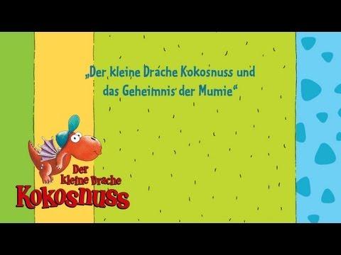 Der kleine Drache Kokosnuss und die wilden Piraten YouTube Hörbuch Trailer auf Deutsch