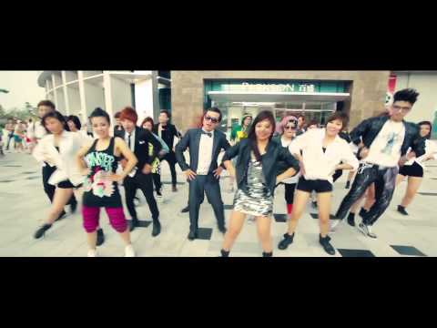 [ HD 1080p ] Viet Nam Style ( Cover Gangnam Style) :))) http://BienXiXon.Com