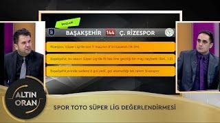 Altın Oran | Spor Toto Süper Lig 29. Hafta