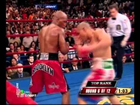 Miguel Cotto vs Zab Judah Highlights