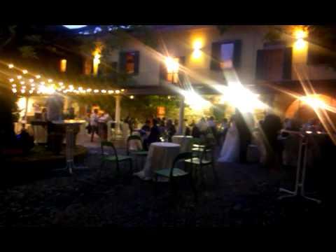 Serata a Settembre a Villa Teodolinda Bergamo - YouTube