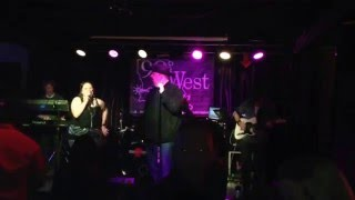 90 Degrees West - Little White Church @ Columbia Street Rock N Blues 1/9/2016