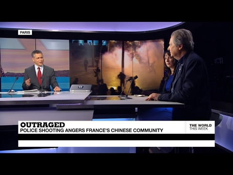 French police brutality, South Africa's ANC in turmoil (part 2)