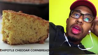 Kalen Reacts to Tasty Cornbread!