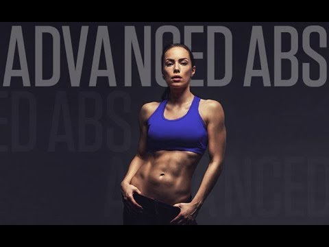 Advanced Abs Exercises ('HARD CORE' WORKOUT!!)