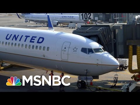 Thumbnail: Can Passenger Sue United For Being Dragged Off Flight? | For The Record | MSNBC