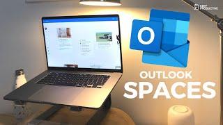 Microsoft Outlook Spaces: Coming Soon...
