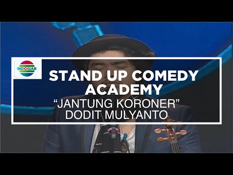 """Jantung Koroner"" - Dodit Mulyanto (Stand Up Comedy Academy Special Show)"