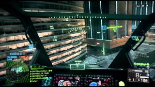 Let's Play - Battlefield 4 @ Dawnbreaker - Attack Helicopter [Z-10W] - Conquest, 21-05-2014