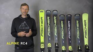 Fischer Alpine | RC4 Skis 20l21