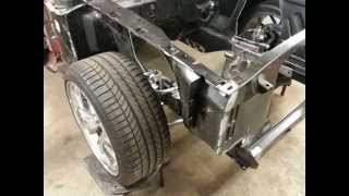 1965 Mustang Fastback Restoration Project Whiteout part2