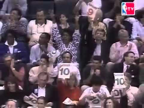 1990 NBA Slam Dunk Contest Dominique Wilkins