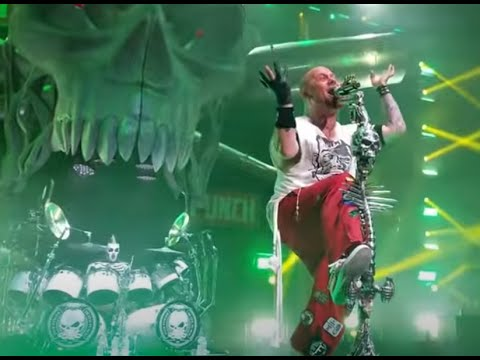 Five Finger Death Punch, Papa Roach, I Prevail and Ice Nine Kills tour cancelled...