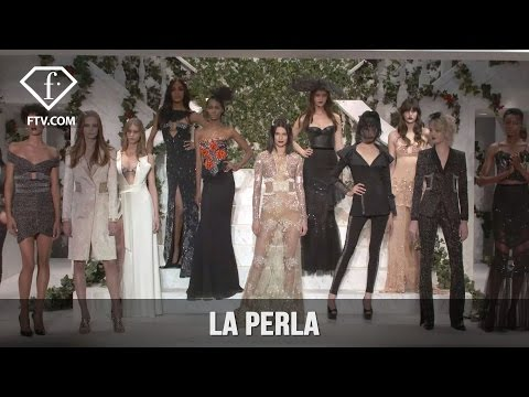 New York Fashion Week 2017-18 – La Perla | FashionTV