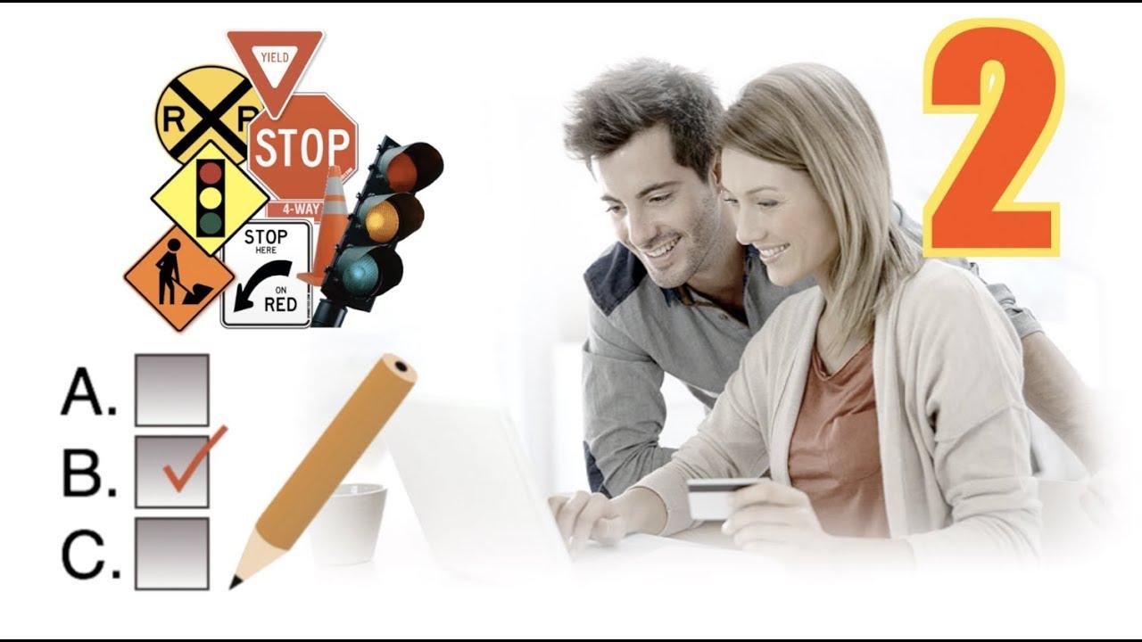 Examen Escrito Teorico De Manejo 2021 1 Licencia De Conducir Preguntas Y Respuestas En Espanol Youtube