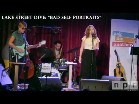 "Lake Street Dive: ""Bad Self Portraits,"" live on NPR's Ask Me Another"