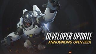 Developer Update   Announcing OPEN BETA   Overwatch
