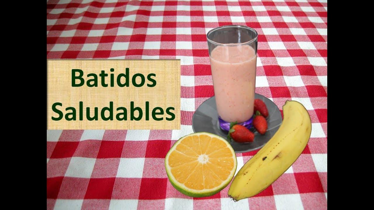 batidos+para+bajar+de+peso+de+frutas
