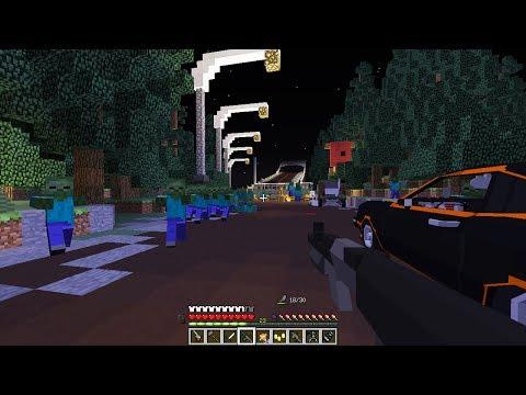 Западня от ЗОНС. День 13. Зомби Апокалипсис в Майнкрафт