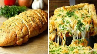 6 Easy 5-Star Garlic Bread Recipes
