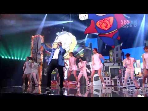 PSY TorMeNtoNe CoreaNo ft ScaNdo - Gangnam Style