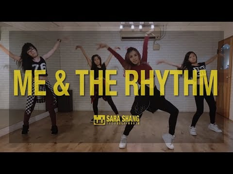 Selena Gomez - Me & The Rhythm / Choreography by Sara Shang (SELF-WORTH)