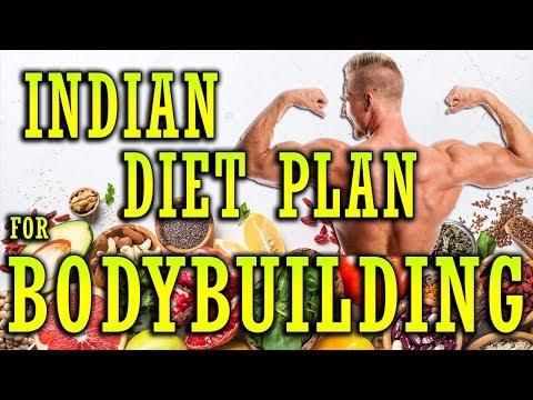 Indian Diet Plan For Bodybuilding Veg And Non Veg Dietburrp