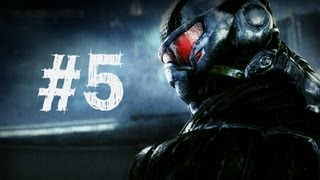 Crysis 3 Gameplay Walkthrough Part 5 - Root of All Evil - Mission 3