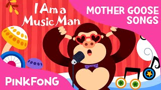 Video I Am a Music Man   Mother Goose   Nursery Rhymes   PINKFONG Songs for Children download MP3, 3GP, MP4, WEBM, AVI, FLV Agustus 2018