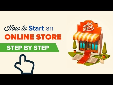 How to Start an Online Store the RIGHT WAY (Step by Step)