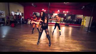 Rihanna-Bitch Betta Have My Money- Class Choreo by-Michelle JERSEY Maniscalco- HOTTIE HEELS