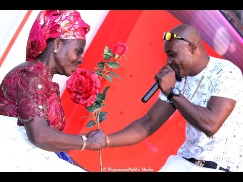WARRI AGAIN? MR SONGZ AKA HARRY SONG PERFORMS FOR HIS GRAND MOTHER LIVE ON VALENTINES DAY
