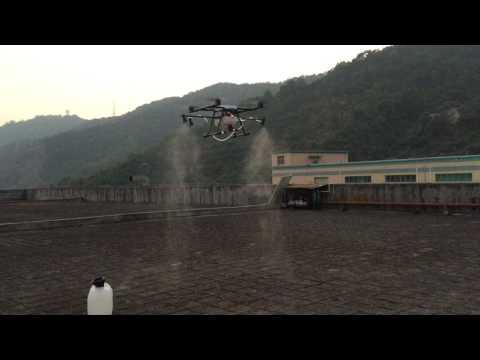 JMR-X1000 5L pesticide auto crop spraying uav drone,NEW UAV Drone crop sprayer