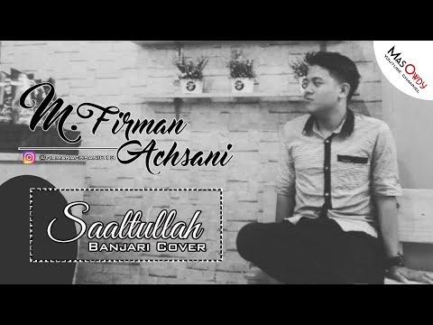 M Firman Achsani - Saaltullah (Banjari Cover)