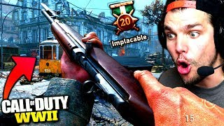 """COD: WW2 - NOUVELLE MAP / ARME """"M1A1"""" GAMEPLAY (Call of Duty: World War 2)"""