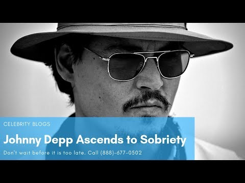 Johnny Depp Ascends to Sobriety