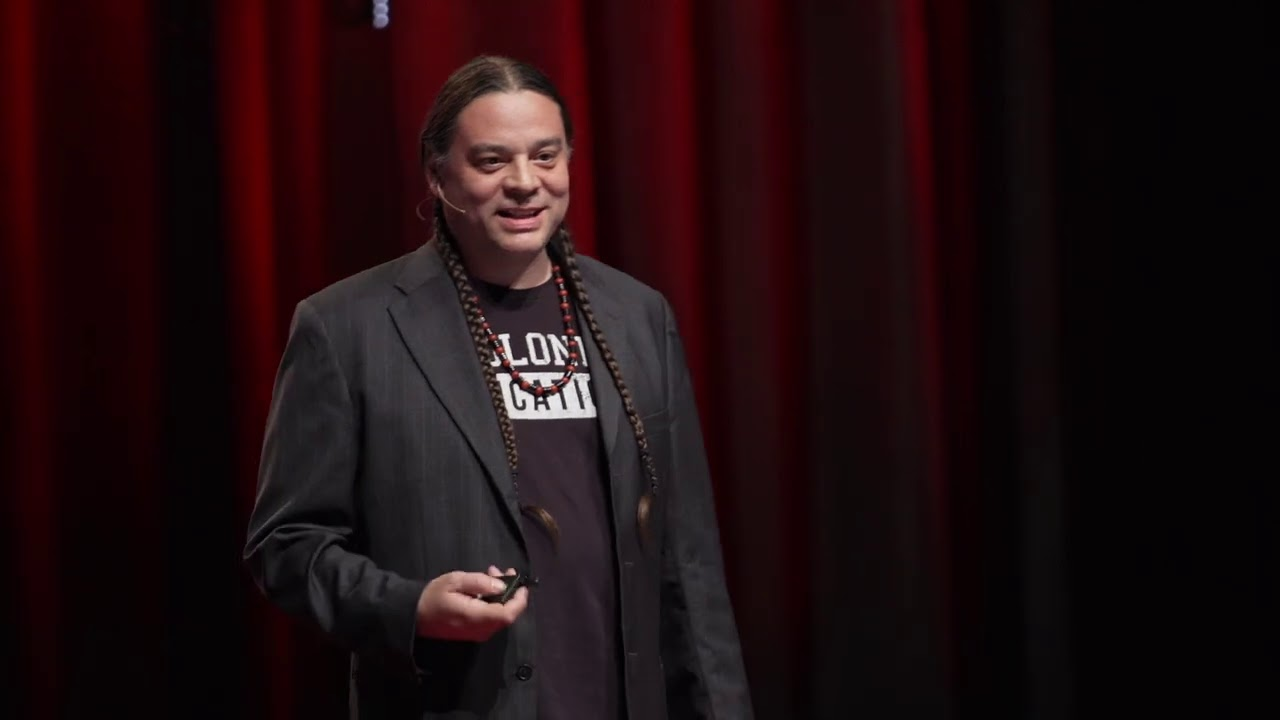 The (R)Evolution of Indigenous Foods | Sean Sherman | TEDxSiouxFalls