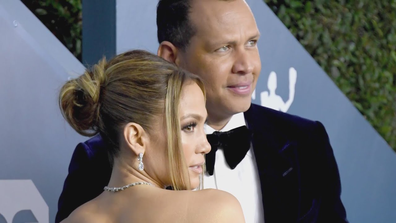 Love Letter: Jennifer Lopez and Alex Rodriguez Call It Quits for Real