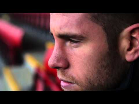 Scott Williams and Gareth Daves run to their roots | WRU TV