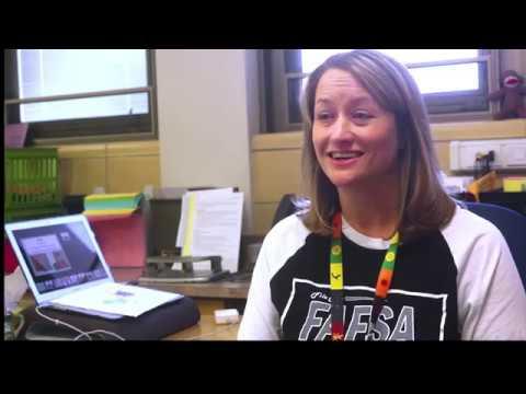 BEYOND THE CHALK | Ms. Miller | John Adams High School