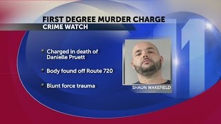 Man charged in murder of Tazewell County, Va. woman