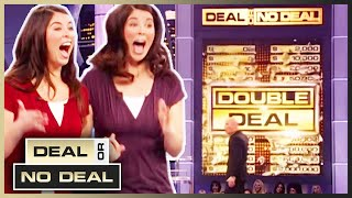 DOUBLE Deal For Twins! (LADIES Night) 💃 | Deal or No Deal US | Season 2 Episode 55 | Full Episodes