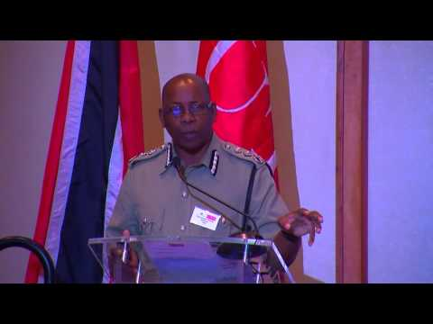 Mr. Stephen Williams, Commissioner of Police (Ag.) ICPS Conference 19 10 15