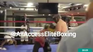LEAKED!!!! CONOR MCGREGOR PAULIE MALIGNAGGI SPARRING FOOTAGE!!!!